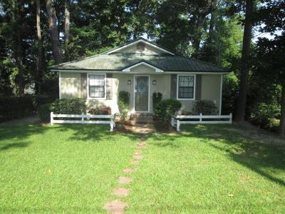 Poulan, Sumner, Warwick, Sylvester, Ashburn, Sycamore, Rebecca Single Family Home For Sale: 628 Spring Creek Rd