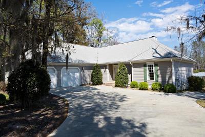 Lake Blackshear, Cordele, Warwick, Arabi, Ashburn, Rebecca, Sycamore Single Family Home For Sale: 688 Scenic Route