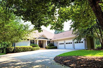 Lake Blackshear, Cordele, Warwick, Arabi, Ashburn, Rebecca, Sycamore Single Family Home For Sale: 308 S Cedar Creek
