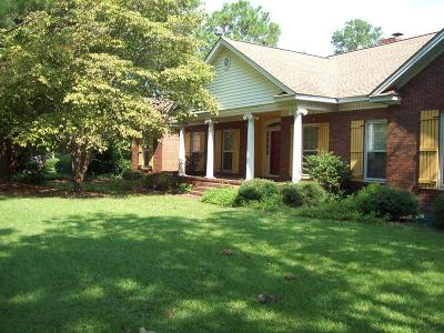 Lake Blackshear, Cordele, Warwick, Arabi, Ashburn, Rebecca, Sycamore Single Family Home For Sale: 625 28th Ave