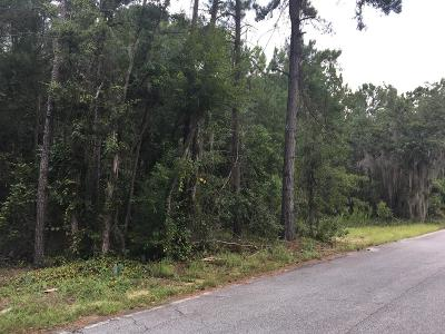 Fitzgerald, Tifton, Ashburn, Ocilla, Albany, Baconton, Lenox, Omega, Abbeville, Alapaha, Cordele, Oakfield, Ray City, Norman Park, Sparks, Chula, Vienna, Arabi, Cobb, Rochelle Residential Lots & Land For Sale: Wolf's Thick