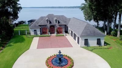 Lake Blackshear, Cordele, Warwick, Arabi, Ashburn, Rebecca, Sycamore Single Family Home For Sale: 752 Scenic Route