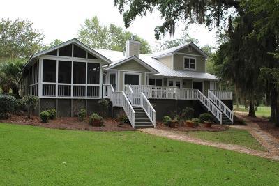 Lake Blackshear, Cordele, Warwick, Arabi, Ashburn, Rebecca, Sycamore Single Family Home For Sale: 436 Scenic Rt.