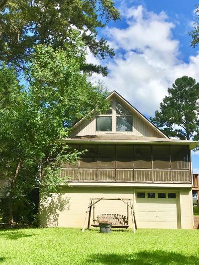 Lake Blackshear, Cordele, Warwick, Arabi, Ashburn, Rebecca, Sycamore Single Family Home For Sale: 324 Swift Creek Rd