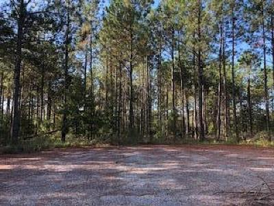 Fitzgerald, Tifton, Ashburn, Ocilla, Albany, Baconton, Lenox, Omega, Abbeville, Alapaha, Cordele, Oakfield, Ray City, Norman Park, Sparks, Chula, Vienna, Arabi, Cobb, Rochelle Residential Lots & Land For Sale: 12&13 Whispering Pines Rd