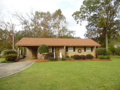 Lake Blackshear, Cordele, Warwick, Arabi, Ashburn, Rebecca, Sycamore Single Family Home For Sale: 146 Valhalla Rd.