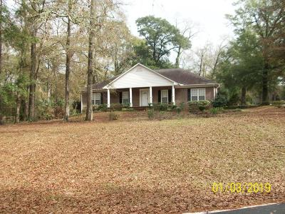 Single Family Home For Sale: 401 Rawley Rd