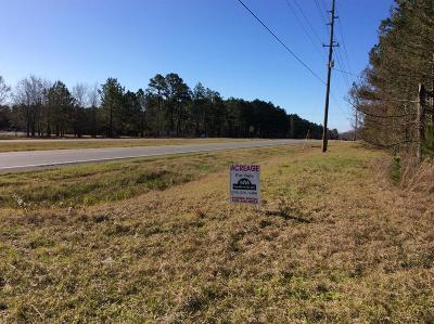 Fitzgerald, Tifton, Ashburn, Ocilla, Albany, Baconton, Lenox, Omega, Abbeville, Alapaha, Cordele, Oakfield, Ray City, Norman Park, Sparks, Chula, Vienna, Arabi, Cobb, Rochelle Residential Lots & Land For Sale: Old Coney Rd
