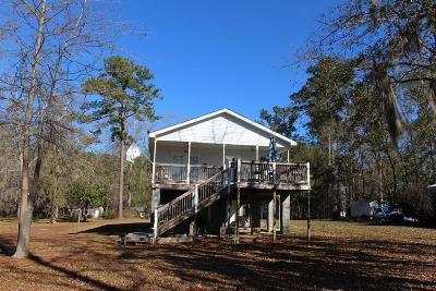 Single Family Home For Sale: 134 Allen Chappell Rd