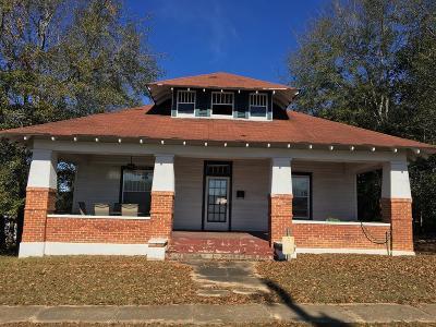 Single Family Home For Sale: 105 E Church Street