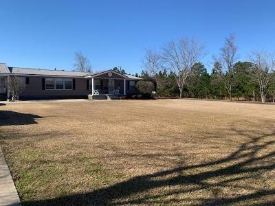 Single Family Home For Sale: 3355 Nellieville Rd
