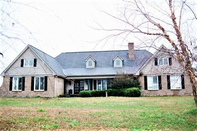 Lake Blackshear, Cordele, Warwick, Arabi, Ashburn, Rebecca, Sycamore Single Family Home For Sale: 1252 Brock Road