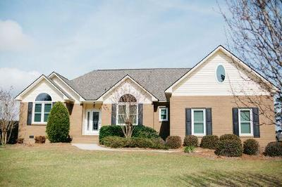 Lake Blackshear, Cordele, Warwick, Arabi, Ashburn, Rebecca, Sycamore Single Family Home For Sale: 2048 Antioch Road
