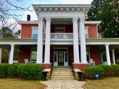 Lake Blackshear, Cordele, Warwick, Arabi, Ashburn, Rebecca, Sycamore Single Family Home For Sale: 806 East 14th Ave