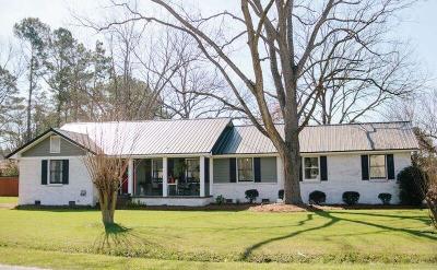 Lake Blackshear, Cordele, Warwick, Arabi, Ashburn, Rebecca, Sycamore Single Family Home For Sale: 102 Cedar Lake Drive