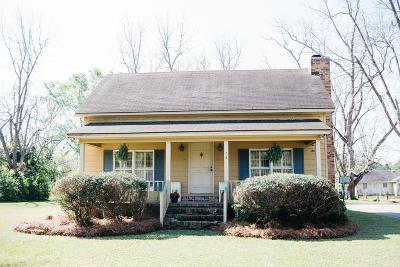 Lake Blackshear, Cordele, Warwick, Arabi, Ashburn, Rebecca, Sycamore Single Family Home For Sale: 210 Cedar Lake Circle