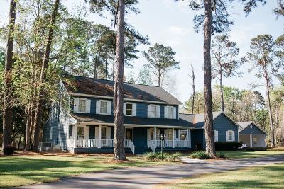 Lake Blackshear, Cordele, Warwick, Arabi, Ashburn, Rebecca, Sycamore Single Family Home For Sale: 181 North Valhalla Drive