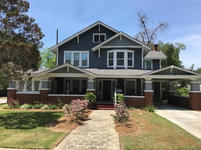 Ocilla, Irwinville, Chula, Wray , Abbeville, Fitzgerald, Mystic, Ashburn, Sycamore, Rebecca Single Family Home For Sale: 415 S Main
