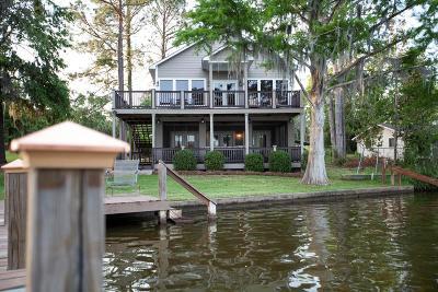 Lake Blackshear, Cordele, Warwick, Arabi, Ashburn, Rebecca, Sycamore Single Family Home For Sale: 102 Fletcher