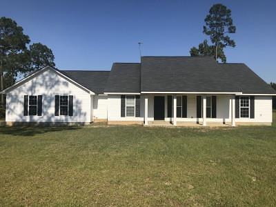 Lake Blackshear, Cordele, Warwick, Arabi, Ashburn, Rebecca, Sycamore Single Family Home For Sale: 117 Ray Road