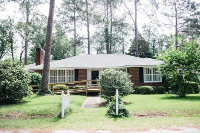 Lake Blackshear, Cordele, Warwick, Arabi, Ashburn, Rebecca, Sycamore Single Family Home For Sale: 1007 Camellia Drive