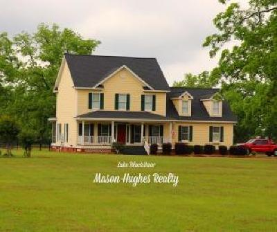 Single Family Home For Sale: 2408 Lamar Rd.