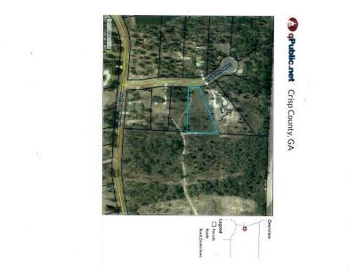 Fitzgerald, Tifton, Ashburn, Ocilla, Albany, Baconton, Lenox, Omega, Abbeville, Alapaha, Cordele, Oakfield, Ray City, Norman Park, Sparks, Chula, Vienna, Arabi, Cobb, Rochelle Residential Lots & Land For Sale: 116 Cedar Slough Ct