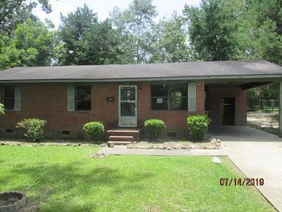 Single Family Home For Sale: 202 N Scott St