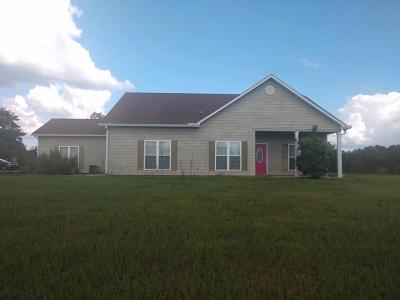 Single Family Home For Sale: 3858 Sapps Lake Rd