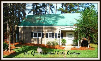 Lake Blackshear, Cordele, Warwick, Arabi, Ashburn, Rebecca, Sycamore Single Family Home For Sale: 277 Smoak Bridge Circle