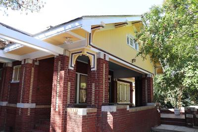 Lake Blackshear, Cordele, Warwick, Arabi, Ashburn, Rebecca, Sycamore Single Family Home For Sale: 304 E.14th Ave.