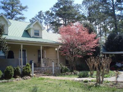 Dalton Single Family Home For Sale: 1378 Tunnel Hill Varnell Road