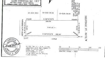 Chatsworth, Eton, Cohutta, Varnell, Dalton, Ringgold, Rocky Face, Tunnel Hill Residential Lots & Land For Sale: 317 Selvidge Street