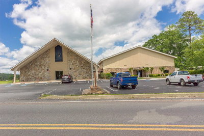 Catoosa County, Whitfield County, Murray County Commercial For Sale: 4443 Tibbs Bridge Road