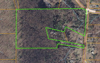 Chatsworth, Eton, Cohutta, Varnell, Dalton, Ringgold, Rocky Face, Tunnel Hill Residential Lots & Land For Sale: Reed Road