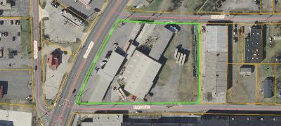 Catoosa County, Whitfield County, Murray County Commercial For Sale: 1502 Cleveland Hwy