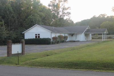Catoosa County, Whitfield County, Murray County Commercial For Sale: 5117 Red Clay Road