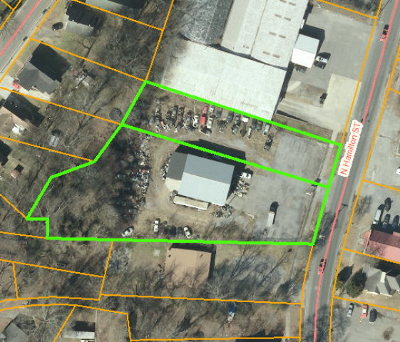 Catoosa County, Whitfield County, Murray County Commercial For Sale: 433 Hamilton Street N