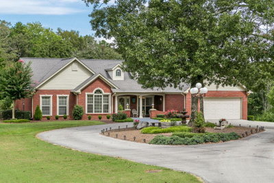 Ringgold Single Family Home For Sale: 1475 Mount Vernon Road