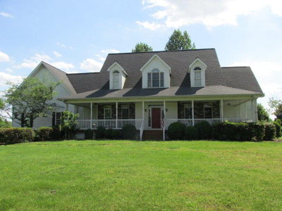 Chatsworth, Eton Single Family Home For Sale: 865 Smyrna Ramhurst Road