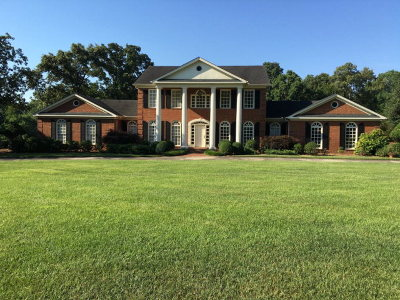 Chatsworth, Eton Single Family Home For Sale: 120 Colonial Hills Drive