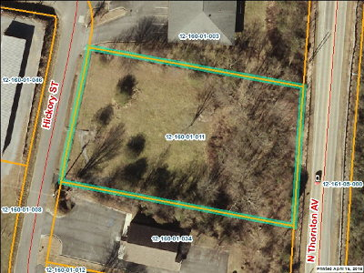 Chatsworth, Eton, Cohutta, Varnell, Dalton, Ringgold, Rocky Face, Tunnel Hill Residential Lots & Land For Sale: 1606 Hickory Street