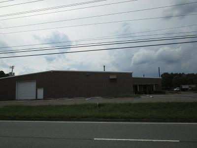 Catoosa County, Whitfield County, Murray County Commercial For Sale: 1900 Abutment Road