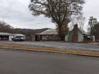 Catoosa County, Whitfield County, Murray County Commercial For Sale: 120-4 Old Lafayette Road