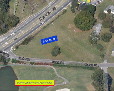 Chatsworth, Eton, Cohutta, Varnell, Dalton, Ringgold, Rocky Face, Tunnel Hill Residential Lots & Land For Sale: 2100 Cleveland Hwy