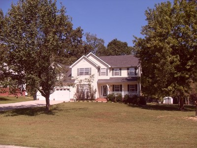 Ringgold Single Family Home For Sale: 572 Spring Meadows Drive