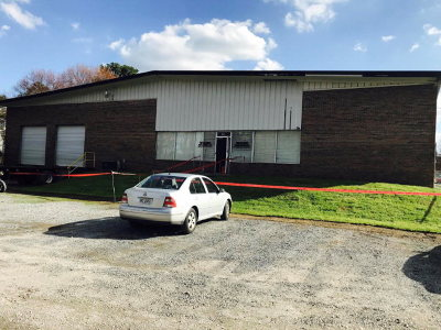 Catoosa County, Whitfield County, Murray County Commercial For Sale: 2515 Antioch Road