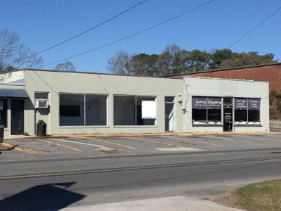 Catoosa County, Whitfield County, Murray County Commercial For Sale: 1002 S Thornton Avenue