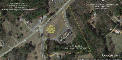 Chatsworth, Eton Residential Lots & Land For Sale: 7016 S Hwy 225