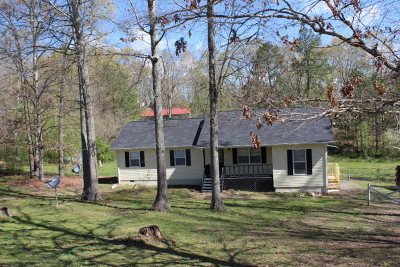 Cohutta, Varnell Single Family Home For Sale: 306 Yellow Rock Drive